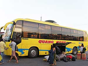 Междугородние автобусы Вьетнама
