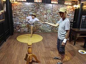 Интерактивный музей впечатлений в Нячанге