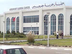 Международный аэропорт в Тунисе Джерба Зарзис