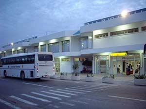 Небольшоя международный аэропорт Монастир