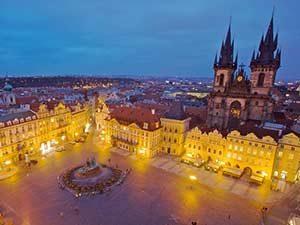Как арендовать автомобиль в Чехии