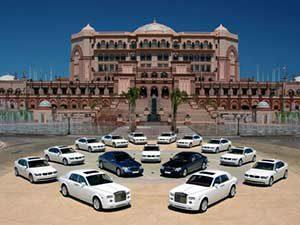 Как арендовать автомобиль в Дубае