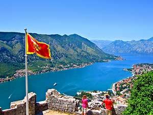 Безвизовый въезд для россиян в страны с морем - Черногория