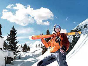 Куда поехать кататься на горных лыжах