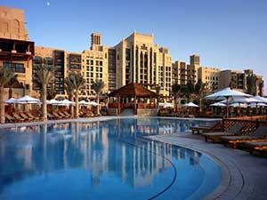 """Отель с системой """"всё включено"""" Jumeirah Mina A'Salam"""
