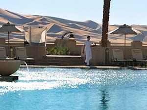 Курорты Арабских Эмиратов