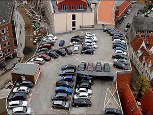 Правила парковки в Германии