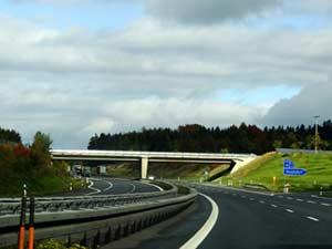 Платные дороги в Чешской Республике