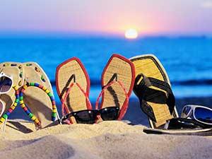 В какие страны можно поехать на пляжный отдых летом