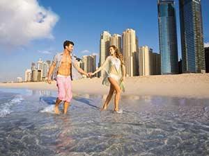 Особенности пляжного отдыха в Дубае