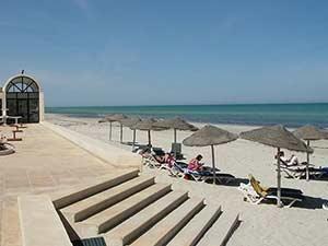 Пляжный отдых на курорте Джерба