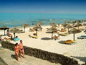 Пляжи Монастира