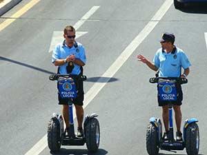 Дорожная полиция на курортах Тенерифа