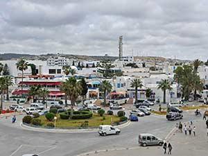ПДД в Тунисе