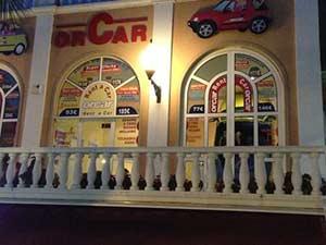 Условия аренды авто в Лас-Америкас