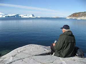 Активный отдых в Гренландии