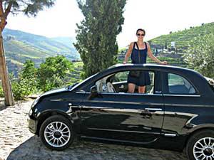 Сколько стоит прокат машин в Португалии
