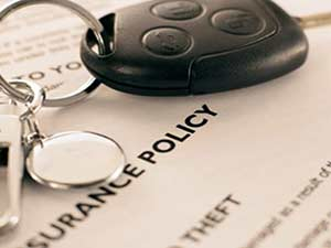 Страховка при аренде машины во Франции