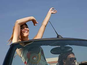 На каких услвоиях можно арендовать машину во Франции