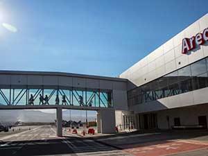 Аэропорт в Арекипе