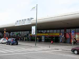Португальский аэропорт Фару
