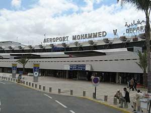 Международный аэропорт Касабланки