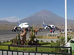 Аэропорты перу международного класса