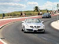 Прокат машин в Португалии