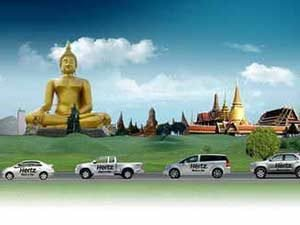 Как арендовать автомобиль в Таиланде