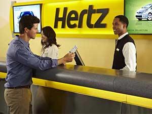 Прокат автомобилей в компании Hertz