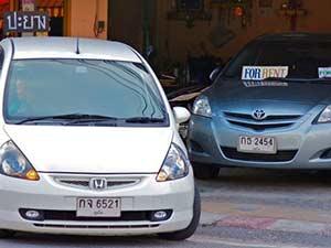 Автопрокат в Таиланде