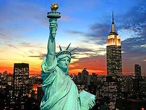 Туристическая поездка в США