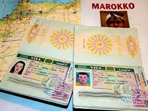 Порядок оформления долгосрочной визы в Марокко