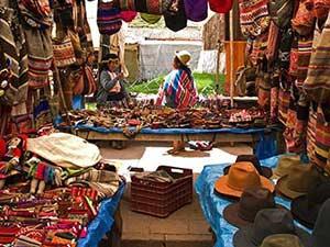 Что привезти в подарок из Перу