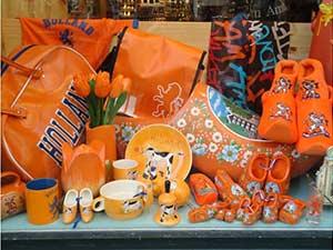 Сувениры из Амстердама