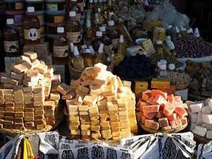 Марокканская косметика и средства по уходу