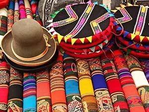 Популярные перуанские сувениры
