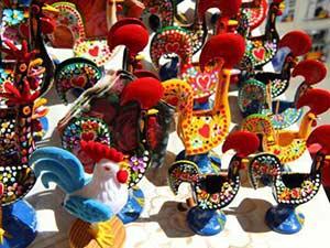 Что привезти из Португалии в подарок ребёнку: петушок