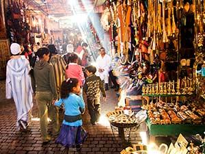 Куда отправиться за сувенирами в Марокко