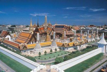 Окрестности Таиланда богаты достопримечательностями!